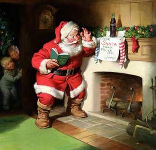 Santa-claus-chimney