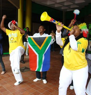 DUTvuvuzela-moment